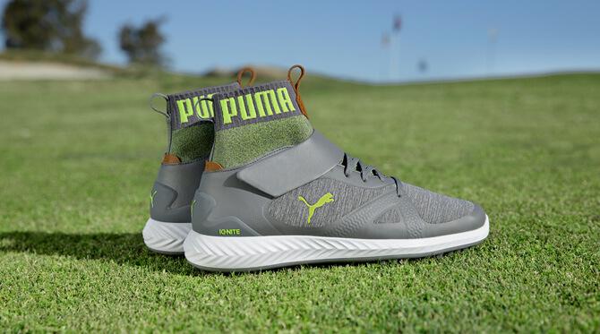 PUMA Golf Hi Tops | New Ignite PWRADAPT Style 2018 | Golfposer eM