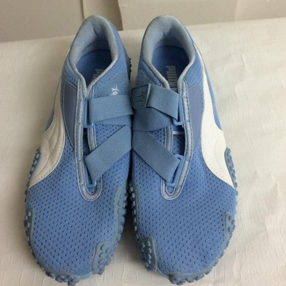 Puma Shoes | Woman Mostro Blue Perf Comfort Sneakers | Poshma