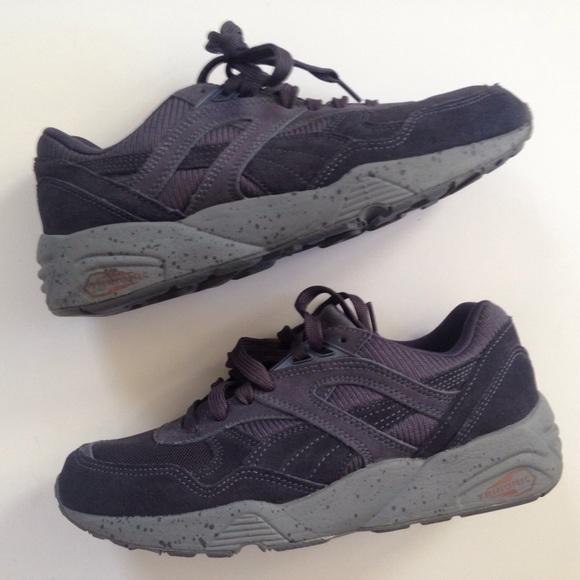 Puma Shoes | Trinomic R698 Winterized Periscope Steel Grey | Poshma
