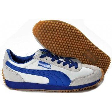 puma mens whirlwind classic sneakers, elegant design, simple .