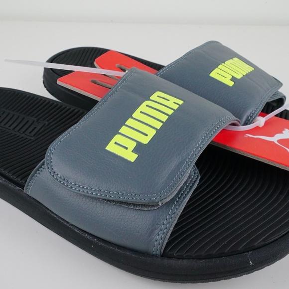 Puma Shoes   Slippers Slide Sandals Men Flip Flops   Poshma