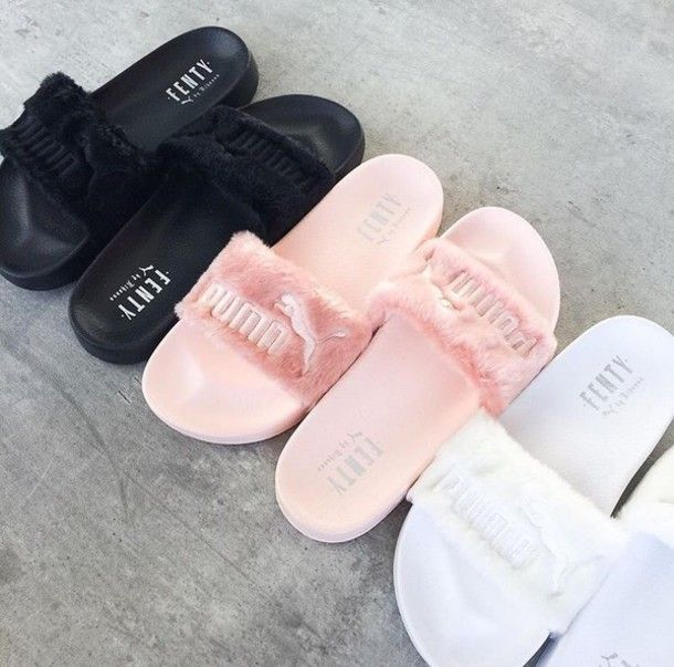 Buy puma slippers and flip flops > OFF74% Discoun