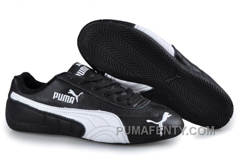Hot Puma Speed Cat US Shoes Black/White, Price: $85.60 - PUMA .