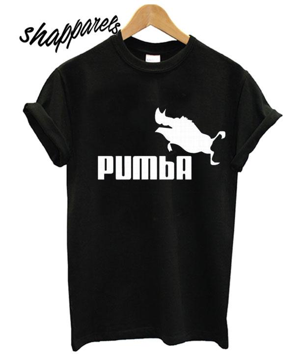 Puma Pumba T shi