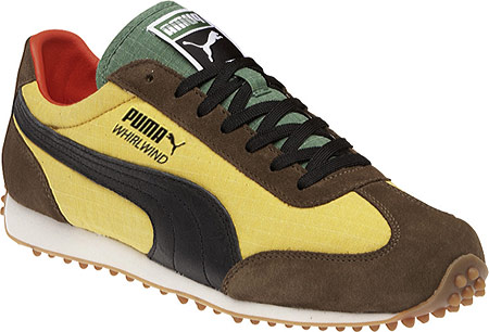 Mens PUMA Whirlwind Jamaica - FREE Shipping & Exchang