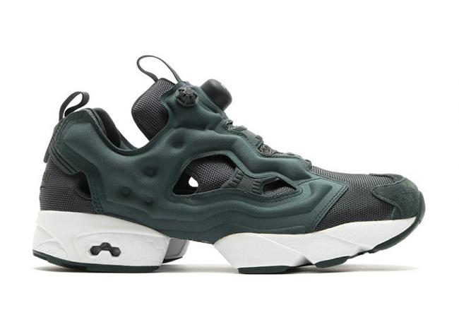Reebok Insta Pump Fury Dark Green | SneakerFil