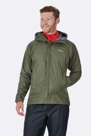 Men's Outdoor Jackets & Clothing - Rab®