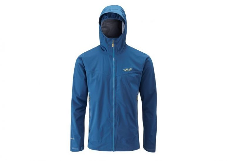 Chris's Column: Rab Kinetic Plus Jacket | The Great Outdoo