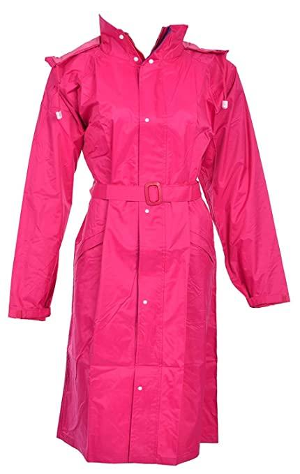 Divine Long Raincoat for Women Style - Columbiana Waterproof Rain .