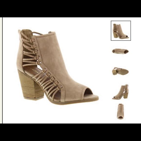Rampage Shoes | Viva Booties | Poshma