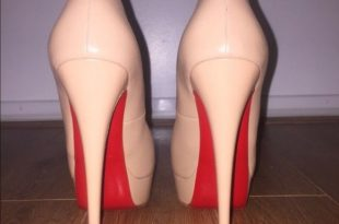 Christian Louboutin Shoes   Altapoppins Red Bottom Heels   Poshma