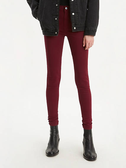 Women's Red Jeans - Shop Red Jeans & Pants for Women | Levi's®