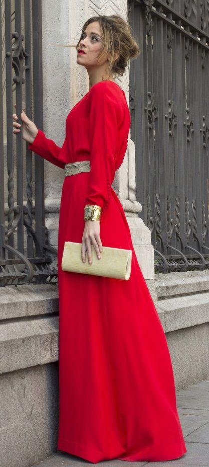 25 Ideas to Wear Maxi Dress Outfits | Fashion, Dress outfits .