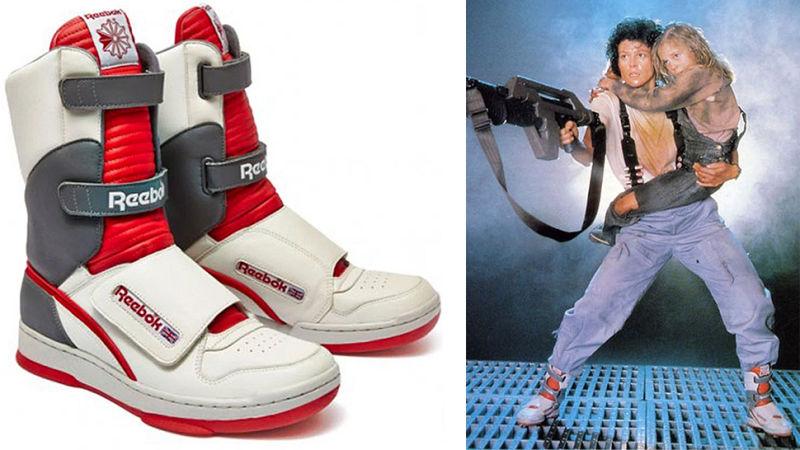 Gizmodo): Hell Yes Reebok Is Releasing Ripley's High Top Sneakers .