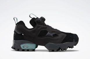 Reebok InstaPump Fury Trail Shoes - Black | Reebok M