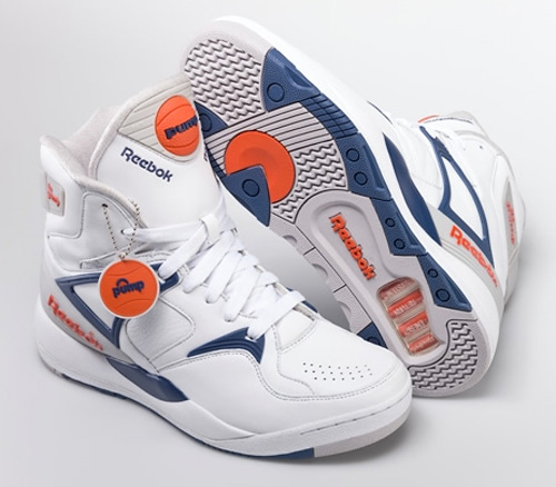Reebok Pump Celebrates 20 Years Of Filling Your Basketball Shoes .