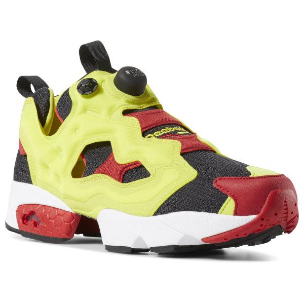 Reebok Instapump Fury OG Shoes - Black | Reebok