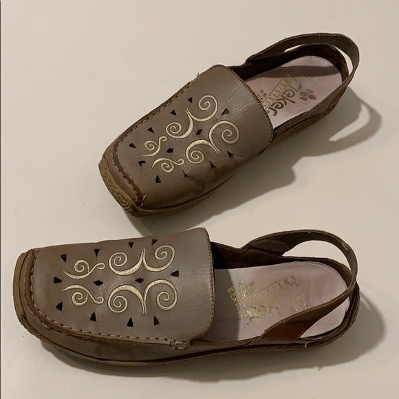 Reiker Shoes | Antistress Leather Loafers Eu 38 | Poshma
