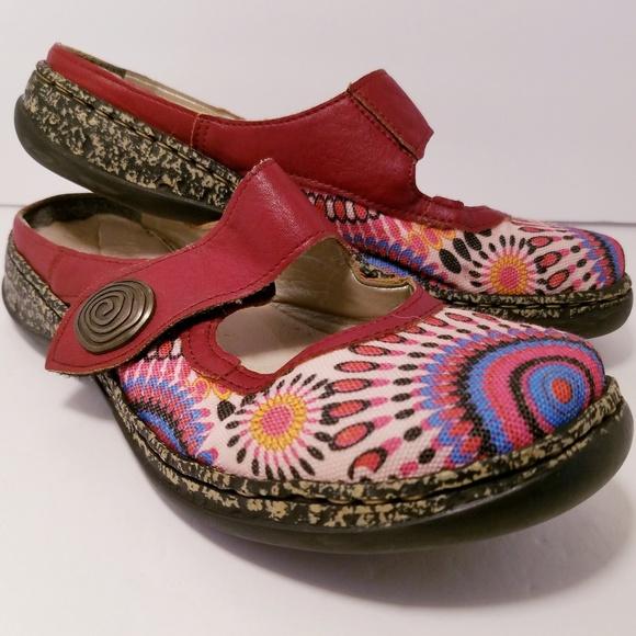 reiker Shoes | Euc Bright Colors 7 | Poshma