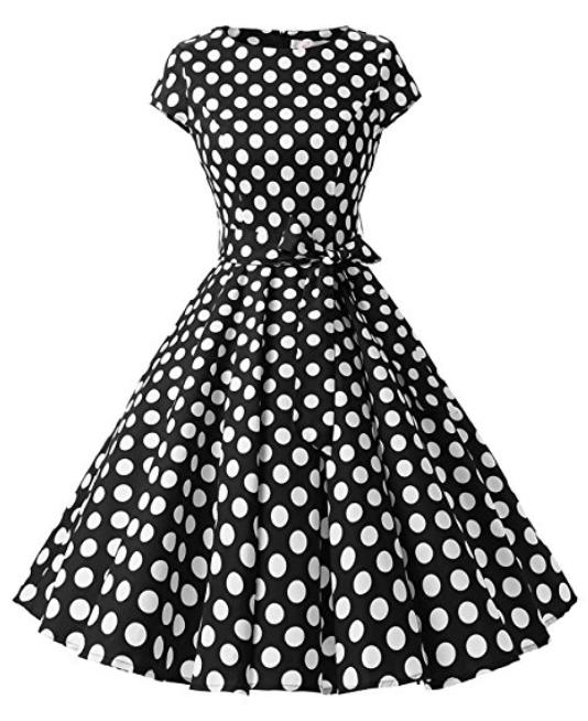 Retro Style Dresses - A Thrifty Mom - Recipes, Crafts, DIY and mo