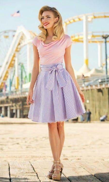 Cute Modest Retro Dresses | Retro dress, Modest outfits, Modest .