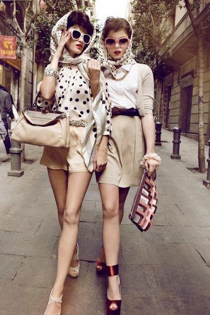 Modern 50's Fashion | Modern 50s fashion, Retro fashion, Fashi