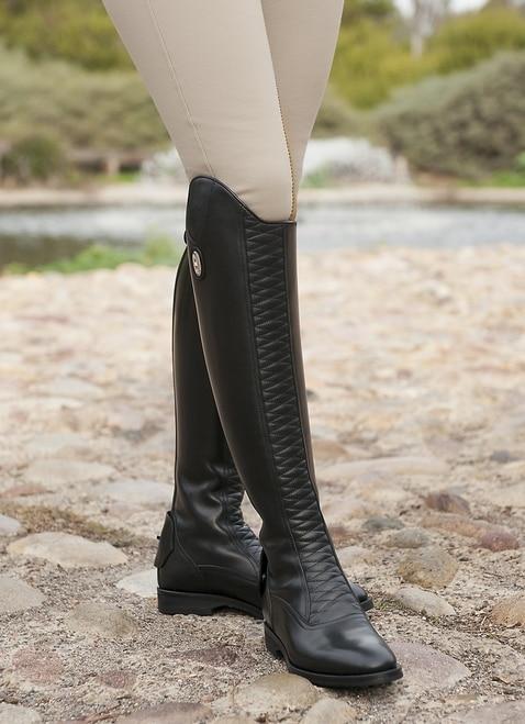 Secchiari Athena GP Tall Boots- Riding Boo