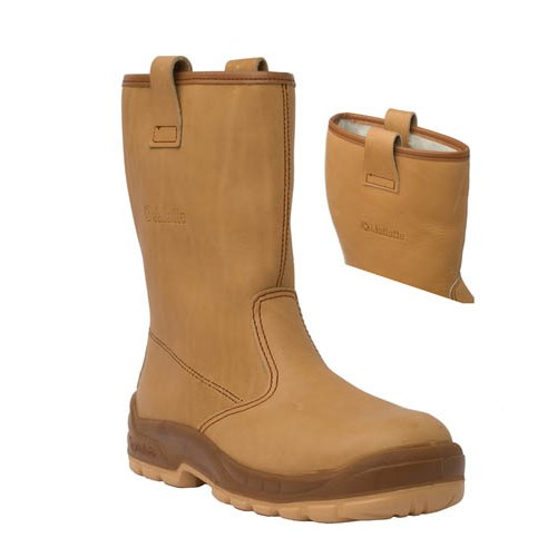 Jallatte Jalfrigg Rigger Boot with Composite Toe Cap and Midsole .