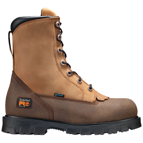 """Men's Timberland PRO® 8"""" Rigmaster Lace Rigger Steel Toe Work ."""