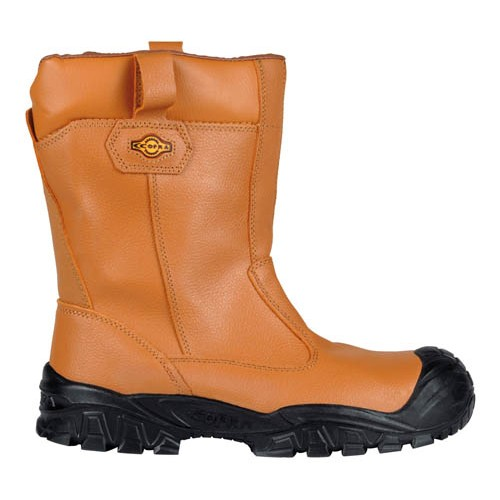 Cofra New Tower UK S3 SRC Rigger Boots with Steel Toe Caps .