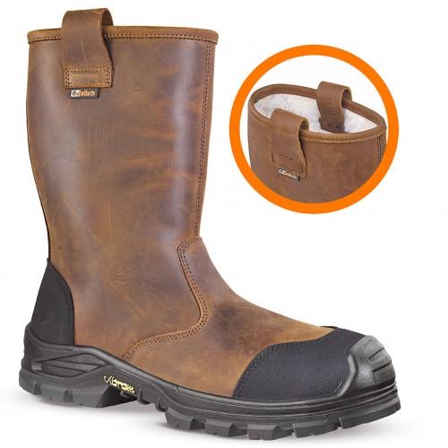 Jallatte Jalbox Rigger Boots Composite Toe Caps & Steel Midsole .