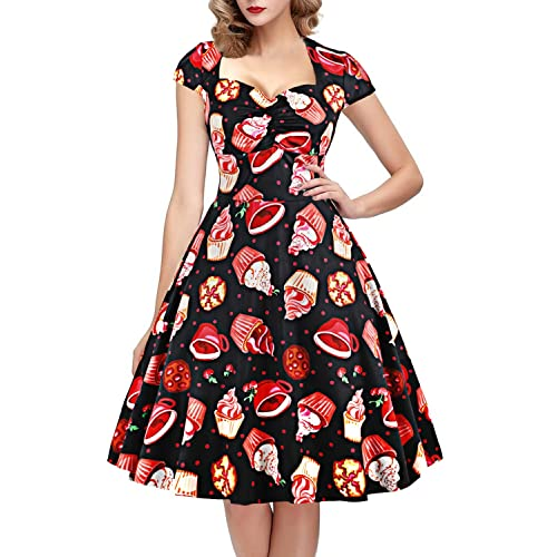 Women's Rockabilly Clothing: Amazon.c