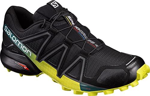 Amazon.com | Salomon Men's Speedcross 4 Trail Running Shoe | Trail .