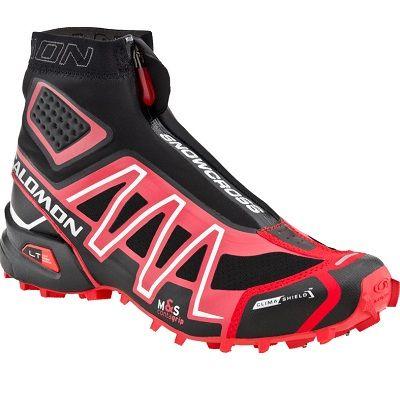 Salomon Snowcross CS Winter Running Shoes - Provides all the .