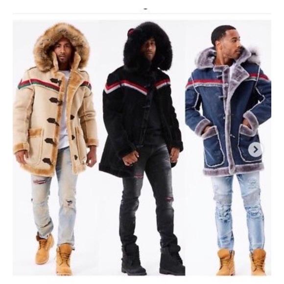 Jordan Craig Jackets & Coats | Tuscany Shearling Jacket | Poshma