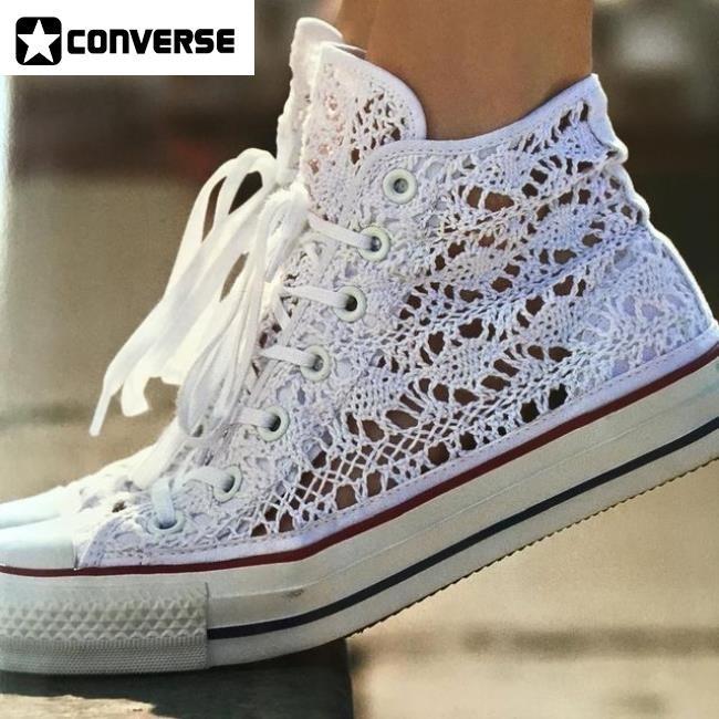 Converse Wedding Shoes Bride infinities1st.c