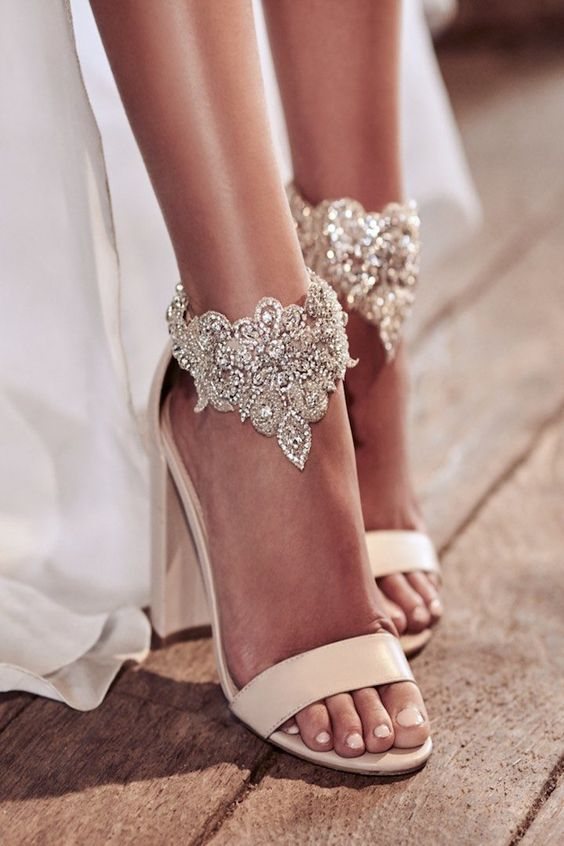 45 Most Loved Wedding Shoes for Bride - Wedding Philippines .