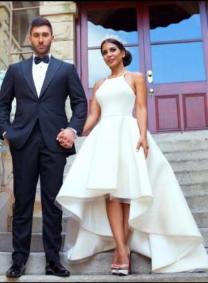 Short Wedding Dresses, 2020 Short Wedding Dress, Cheap Short .
