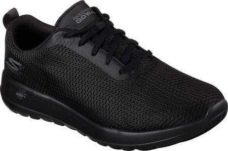 Mens Skechers GOwalk Max Walking Shoe - Black/Black - FREE .