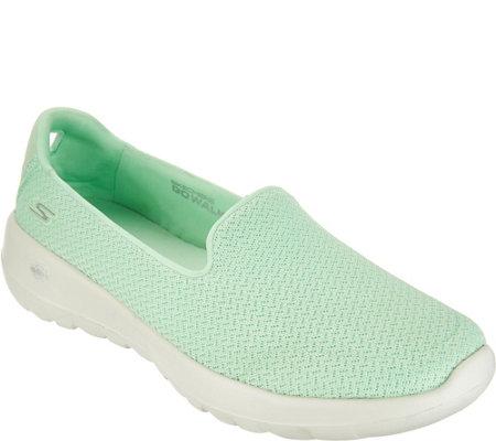 Skechers GO Walk Joy Slip-on Shoes - Radiant - Page 1 — QVC.c