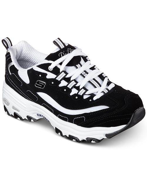 Skechers Women's D'Lites - Biggest Fan Walking Sneakers from .