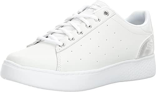 Amazon.com | Skechers Sport Women's Super-Cup Sneaker, white .