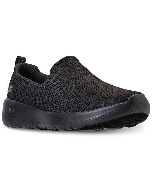 Skechers Women's GOwalk Joy Wide Casual Walking Sneakers from .
