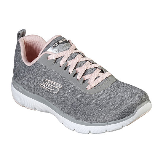 Skechers Flex Appeal 3.0-Insiders Womens Walking Shoes - JCPenn