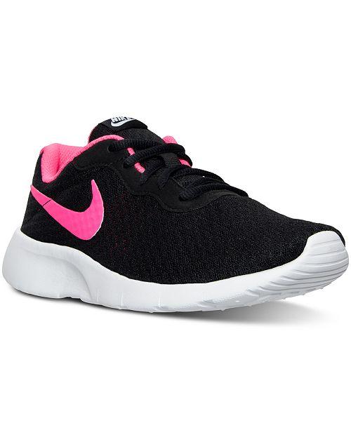 Nike Big Girls' Tanjun Casual Sneakers from Finish Line & Reviews .