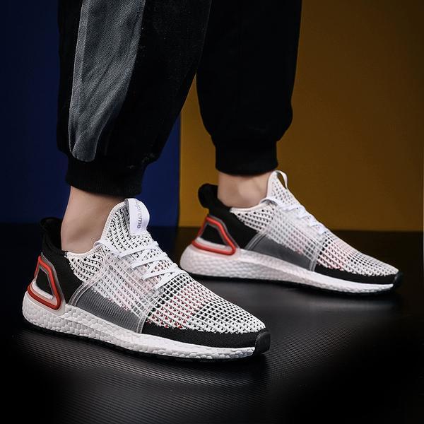 Men's Shoes - 2019 Men Casual Mesh Sneaker Shoes – Kaa