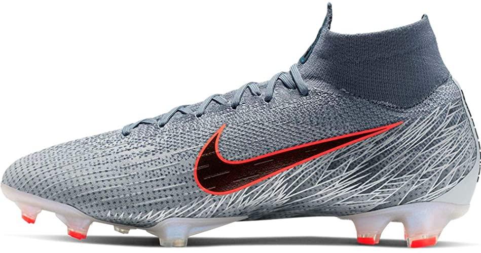 Amazon.com   Nike Men's Superfly 6 Elite FG Soccer Cleats (Wolf .