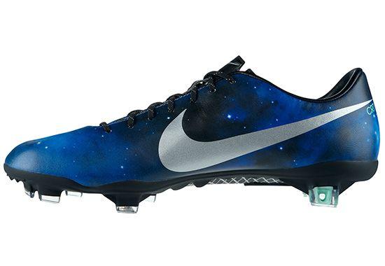 The Nike CR Galaxy Mercurial Vapor IX Soccer Cleats...free .