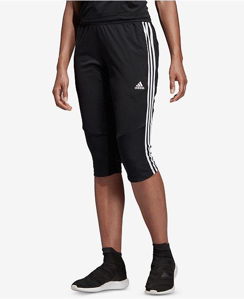 adidas Women's Tiro ClimaCool® Capri Soccer Pants & Reviews .