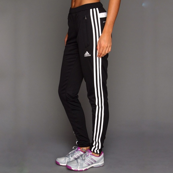 adidas Pants | Fitted Soccer | Poshma